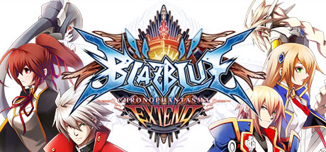 视频: BlazBlue Chronophantasma Extend