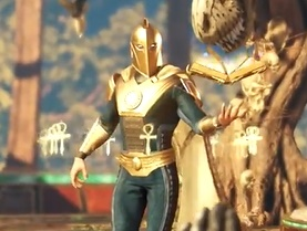 《Injustice 2: Doctor Fate Combo》视频-独游魔盒